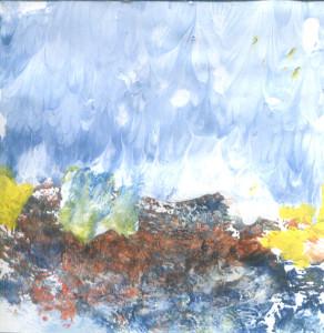 Nebo, rijeka i terakota