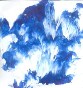 Plava maglica