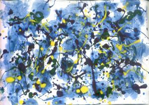 Ćežnja u plavom