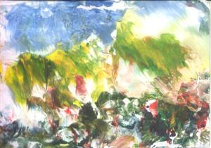 Pretežno šareno pod gorama