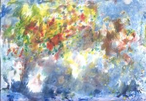 Cvijetni oblaci nad Modrom rijekom