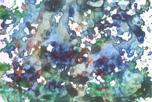 Kristalna Modra rijeka