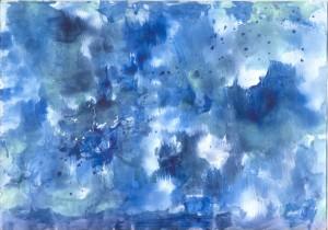 Mjesečevi cvjetovi na Modrom rijekom