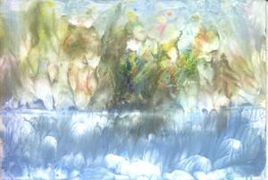 Mrazna Modra rijeka