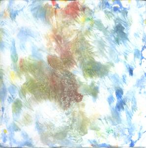 Plavet i cvijetak