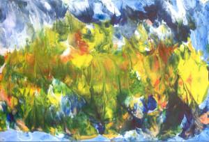 Visovi modre Rijeke