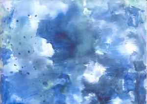 Oblaci i plavet