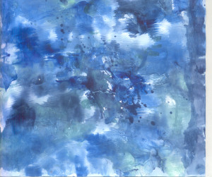 Plavet i obrisi
