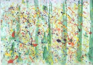 Ples šumskog cvijeća