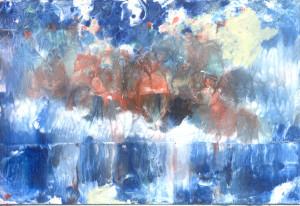 Blistava Modra rijeka