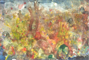 Cvijeće i kaktus