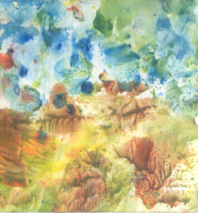 Plavetna bašta