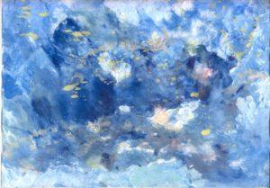 Uzburkana Plava voda