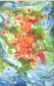 U grmu ruže