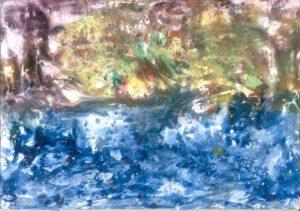 Proljeće kraj rijeke