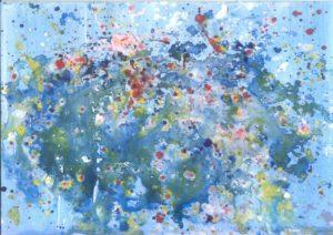 Cvijetna plavet