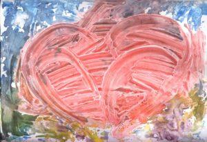 Srce a jabuka grešna