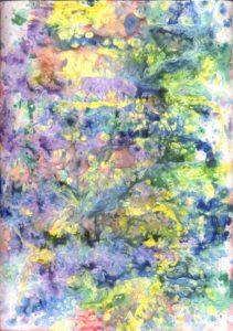 violetno-treperenje